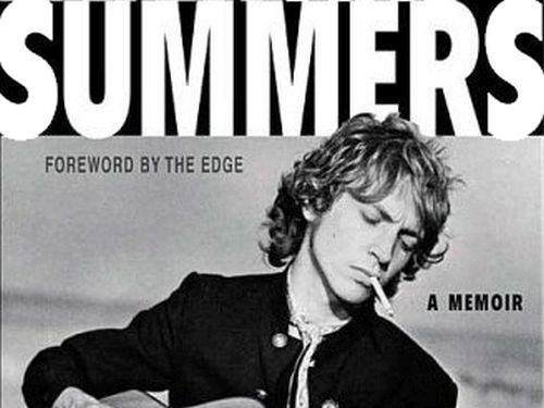 Andy Summers (The Police) – Daniella Zupo